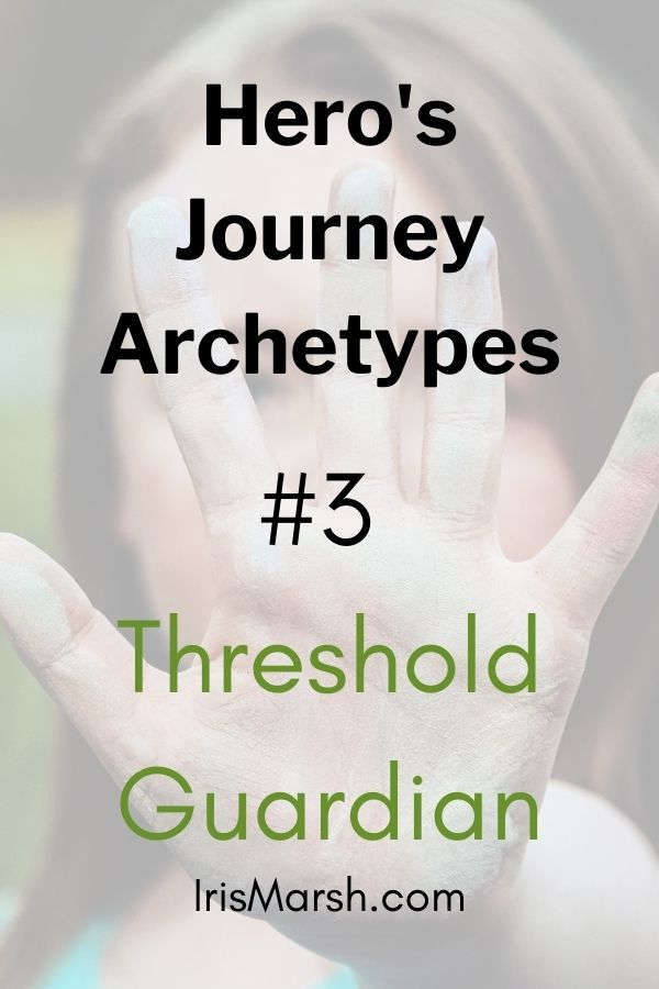 threshold guardian archetype the heros journey