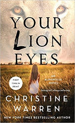 book releases your lion eyes book cover