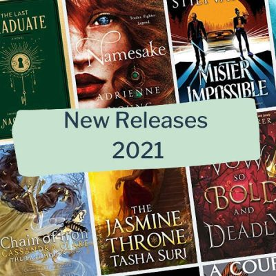 The Best New Sci-Fi & Fantasy Book Releases 2021