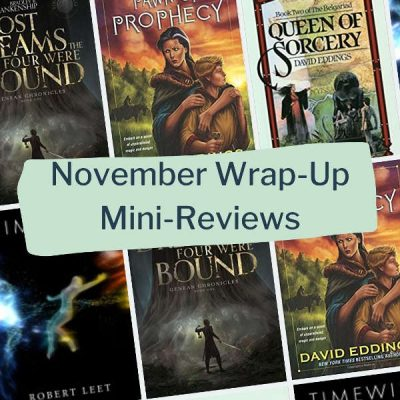 November 2020 Reading Wrap-Up: What to Read Next