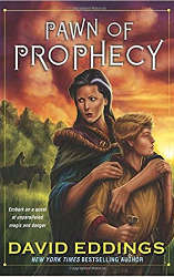 pawn of prophecy book cover november 2020 reading wrap-up