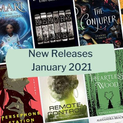 19 Best Fantasy & Sci-Fi Book Releases of January 2021