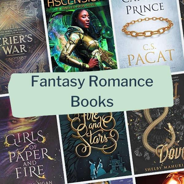 fantasy romance books