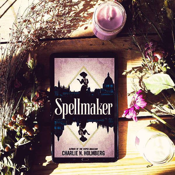spellmaker book cover