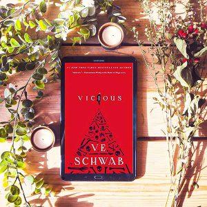 vicious villains ve schwab book review
