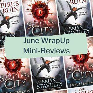 june mini book reviews