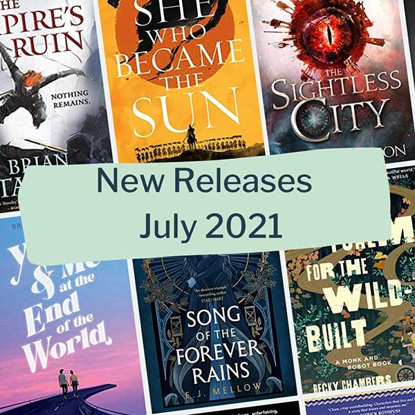 new releases july 2021
