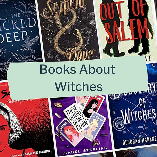 books about witches