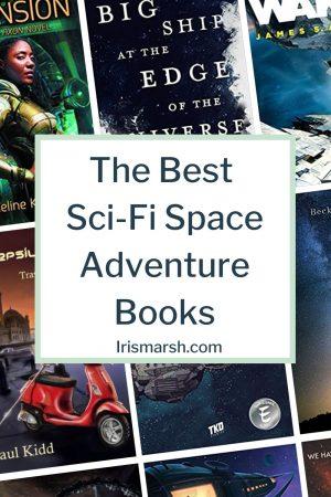 the best sci-fi space adventure books