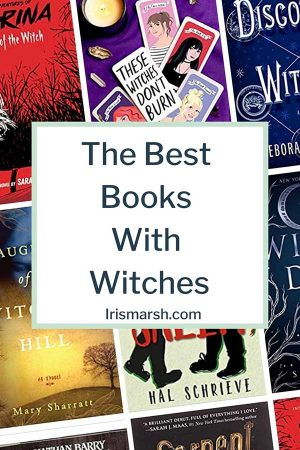 the best fantasy books with witches