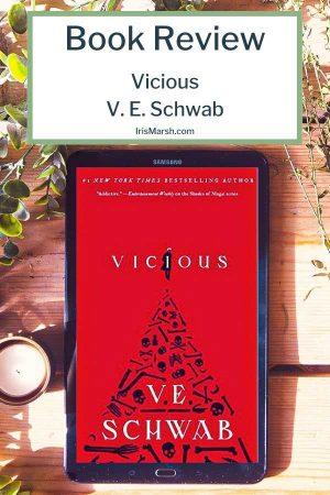 book review vicious villains ve schwab