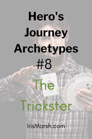 hero's journey archetype the trickster