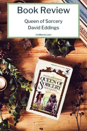 Queen of Sorcery by David Eddings book review