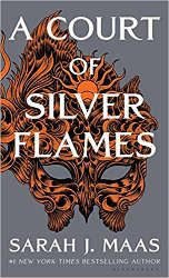 a court of silver flames book cover sci fi fantasy books new releases 2021