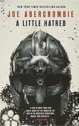 dark fantasy book a little hatred