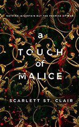 scifi fantasy book releases may 2021 a touch of malice