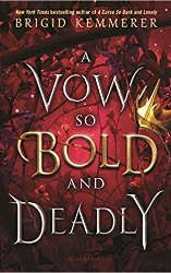 new release fantasy books a vow so bold and deadly book cover