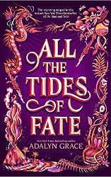 all the tides of fate book cover sci fi fantasy books new releases 2021