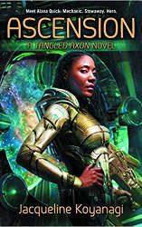 scifi romance books gay ascension