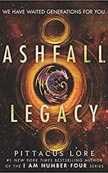 sci-fi space adventure ashfall legacy