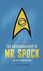 autobiography of mr spock best scifi books