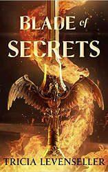 blade of secrets book cover new release fantasy books