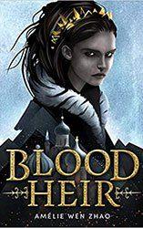 blood heir dark fantasy book