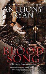 blood song dark fantasy books