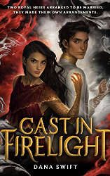 best fantasy book releases january 2021 cast in firelight book cover
