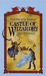 mini reviews december castle of wizardry book cover