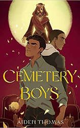 cemetery boys end of the year book tag