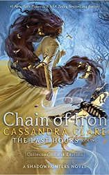 new fantasy releases chain of iron book cover