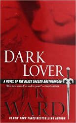 best fantasy romance books for adults dark lover book cover