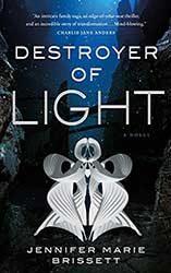 scifi book releases october 2021 destroyer of light