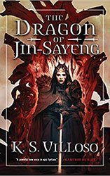 best fantasy book releases may 2021 dragon of jin sayeng