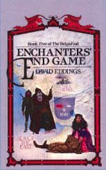 enchanters endgame end of the year book tag