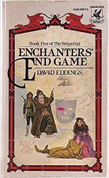december reading wrapup enchanter's end game book cover