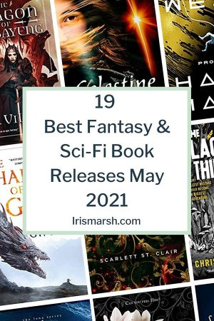 best fantasy sci-fi book releases may 2021