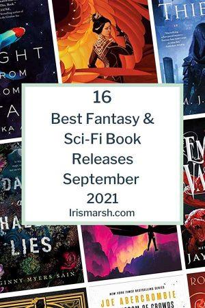 best fantasy sci-fi book releases september 2021