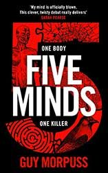 sci-fi book releases september 2021 five minds