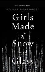 lgbtq ya fantasy romance girls made of snow and glass book cover