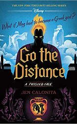 YA Fantasy book releases april 2021 go the distance