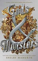 best fantasy books 2021 gods and monsters