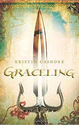 young adult fantasy romance graceling book cover