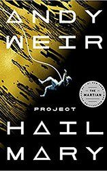 scifi book releases may 2021 project hail mary