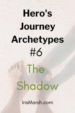 hero's journey shadow archetype