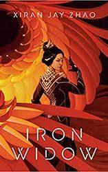 best sci-fi fantasy book releases september 2021 iron widow
