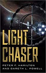 light chaser sci-fi space adventure books