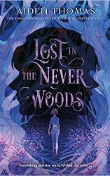 fantasy retellings book releases march 2021 lost in the never woods