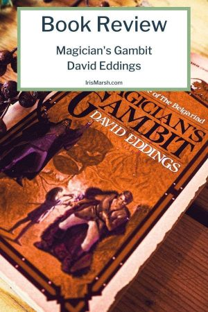 magicians gambit by david eddings book review
